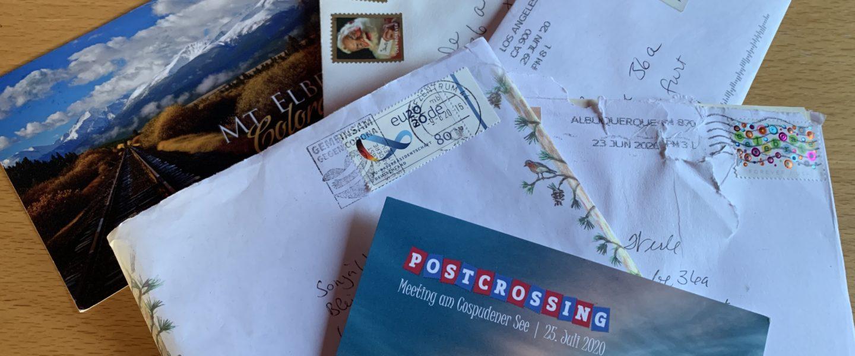 Welttag des Briefeschreibens am 01.09.2020