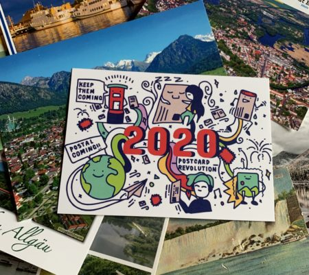 World Postcard Day 2020